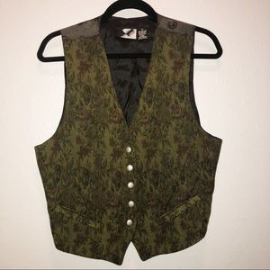 Urban Outfitters Paisley Vest Size M